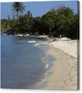 Sanibel Island Lagoon Canvas Print