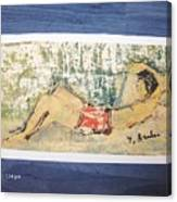 Schita 2 Canvas Print