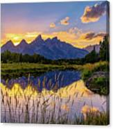 Schwabacher's Reflection Canvas Print