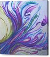 Seaweedy Canvas Print