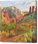 Sedona Afternoon Canvas Print