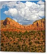 Sedona Mountains Arizona Canvas Print