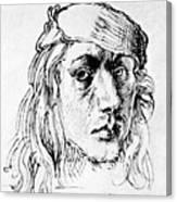 Self Portrait 1493  Canvas Print