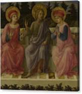 Seven Saints Canvas Print