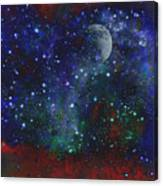 Signs In The Heavens Canvas Print