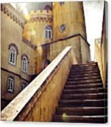 Sintra Palace Canvas Print