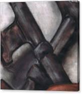 Skeleton Keys No. 1 Canvas Print