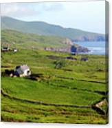 Skellig Ring - Ireland Canvas Print