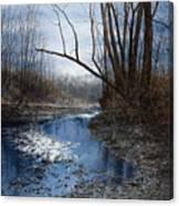 Skippack Blues Canvas Print