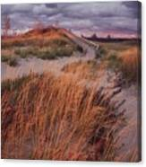 Sleeping Bear Dunes National Lakeshore Canvas Print