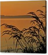 Sleeping Giant Sunrise Canvas Print