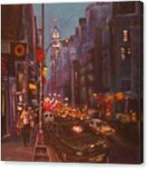 Soho Artistic Dreams Canvas Print