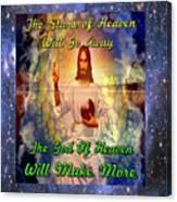 Son Of The Sun Canvas Print
