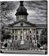 South Carolina State House Canvas Print