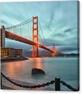 South Tower Canvas Print