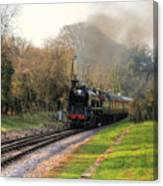 Southern Pacific Canvas Print