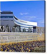 Spallation Neutron Source Canvas Print