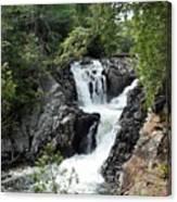 Split Rock Falls. Canvas Print