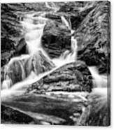 Spring Cascades #1 Canvas Print