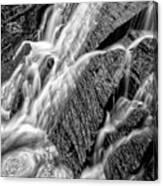 Spring Cascades #3 Canvas Print
