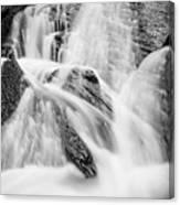 Spring Cascades #7 Canvas Print