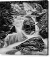 Spring Cascades #9 Canvas Print
