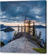 Spring Morning At Discovery Point Canvas Print