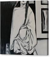 Sri Anandamayi Ma Canvas Print