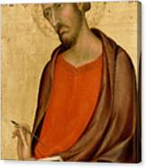 St Luke Canvas Print