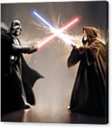 Star Wars Episode Iv - A New Hope 1977 Canvas Print