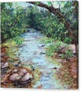 Stephens State Park Canvas Print