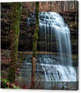 Stillhouse Hollow Falls  Canvas Print