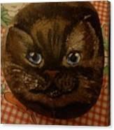Stone Cats  Canvas Print