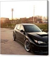 Subaru Canvas Print