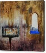 Sudden Doors Canvas Print