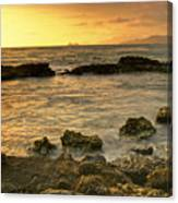 Sunrise Kaneohe Canvas Print