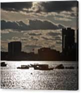 Sunset - 15 Canvas Print