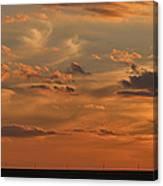 Sunset Strip II Canvas Print