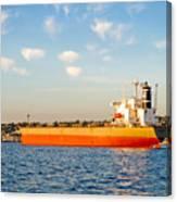 Supertanker Canvas Print