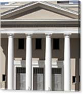 Supreme Courthouse In Tallahassee Florida Canvas Print