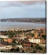 Swansea Bay South Wales Canvas Print