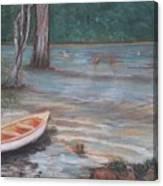 Take-a-break Canvas Print
