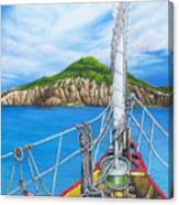 Take Me To Saba Canvas Print