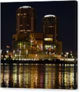 Tampa Bay History Center Canvas Print