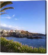 Tenerife - Alcala Canvas Print