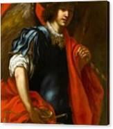 The Archangel Michael Canvas Print