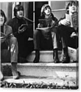 The Beatles, 1965 Canvas Print