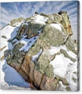 The Big Rock Canvas Print