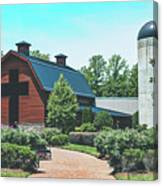 The Billy Graham Library Canvas Print
