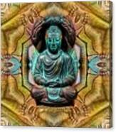 The  Buddhas Of Ayahrtyan  Canvas Print